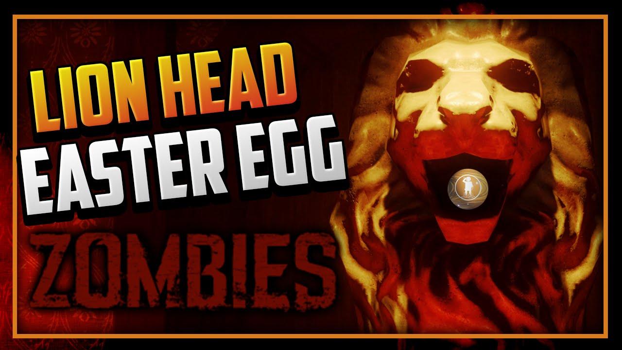 LION HEAD EASTER EGG FULL TUTORIAL!