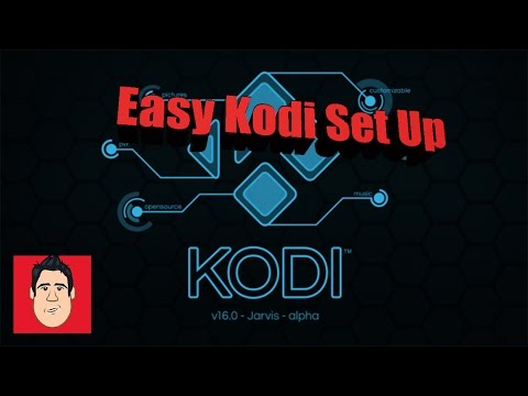 Easy Kodi Jarvis set up with channels on the Nexus Player Android TV Box