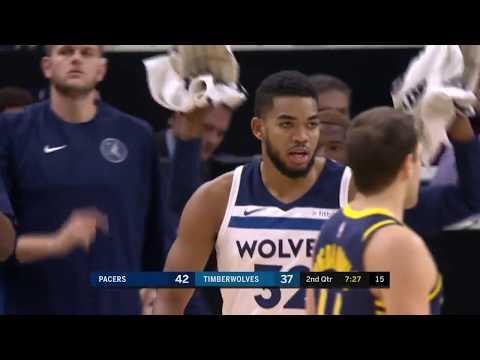 Indiana Pacers vs Minnesota Timberwolves