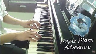【Deemo w/ V.K.克】 紙飛機的冒險 Paper Plane's Adventure