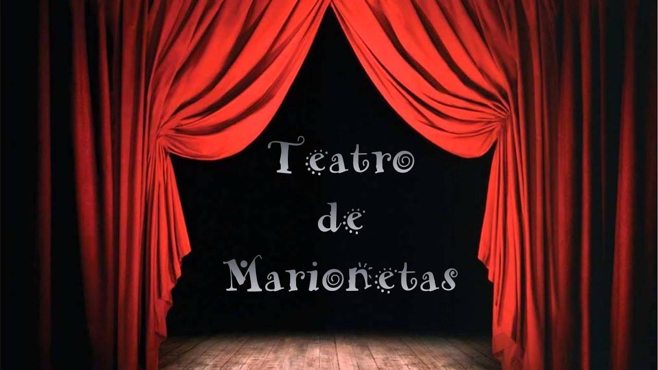 Resultat d'imatges de teatro de marionetas