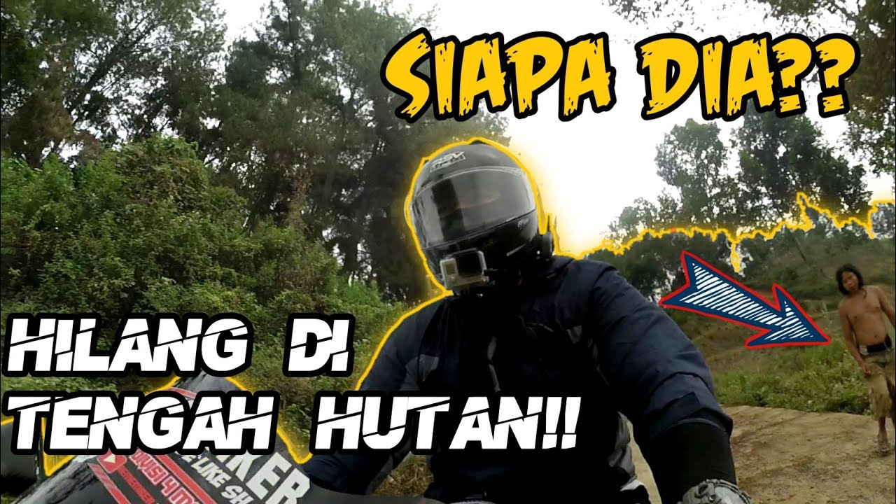 HAMPIR HILANG‼️ NYASAR TENGAH HUTAN || MOTOVLOG INDONESIA