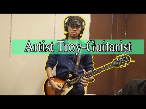 Artist Troy - Guitarist || Planet of Artist