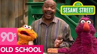 Sesame Street: As The World Takes Turns with Telly and Zoe | #Throwback Thursday