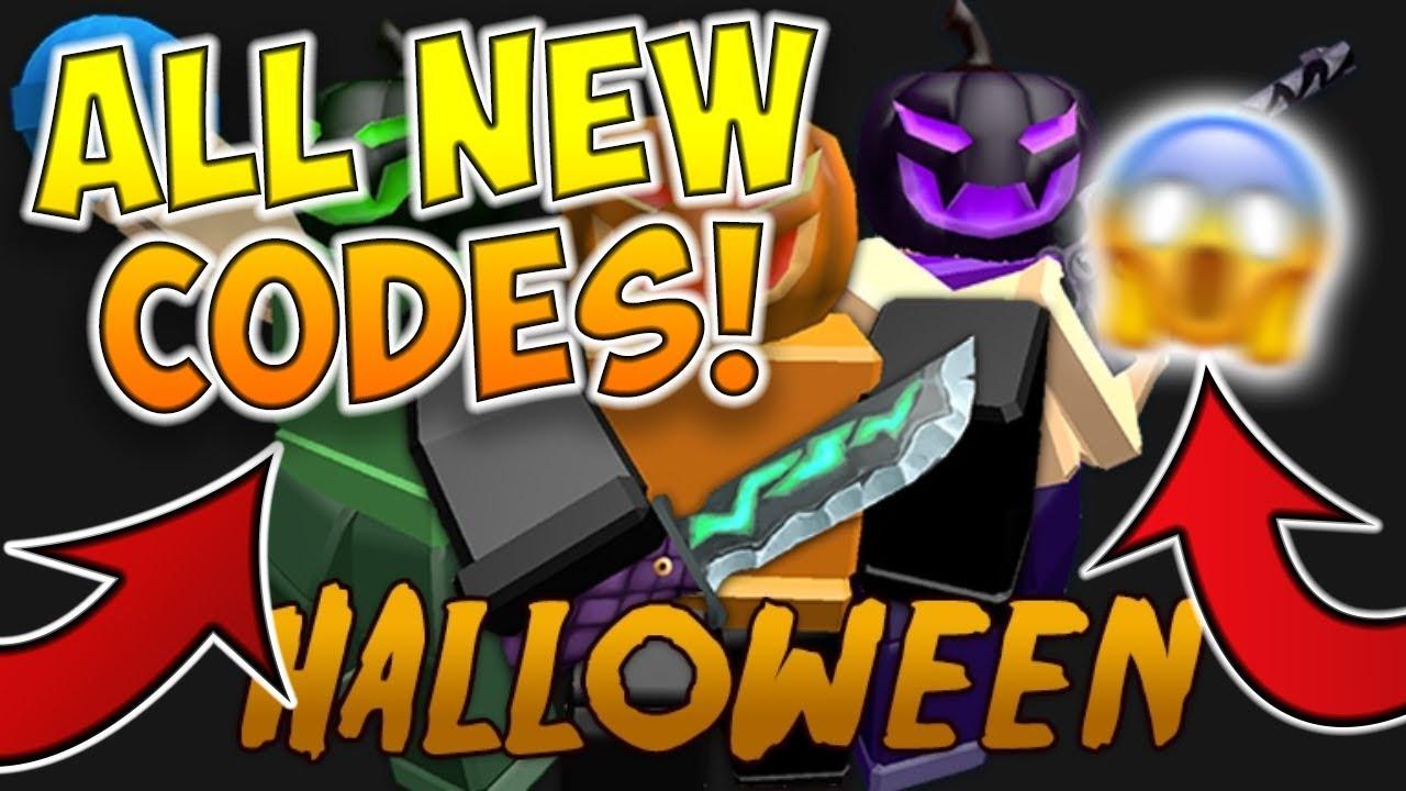 Mm2 New Codes Halloween 2020 SECRET HALLOWEEN CODE! *NEW* (Roblox Murder Mystery 2)   YouTube