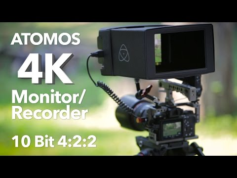 Atomos Ninja Flame / Shogun Monitor/4K Recorder - In Depth Review