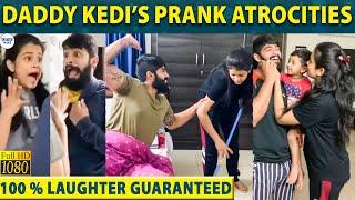 Daddy Kedi's Marana Fun Pranks - Laugh Riot | Sowmya | Sathyaraj | Saatvik Kutta - 01-04-2020 Tamil Cinema News
