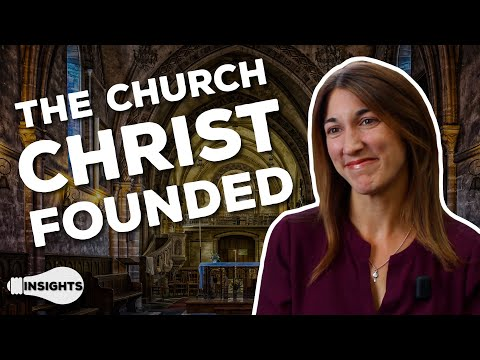 Seeking the Church Christ Founded - Rachelle Parker