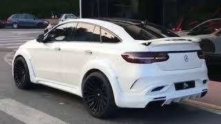 видео Новый тюнинг-комплект для Mercedes GLE от Lumma Design