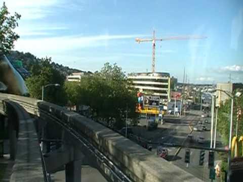 Seattle Center Monorail (part 2)