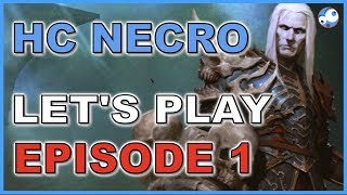 Necro Hard Core Let's Play Episode 1