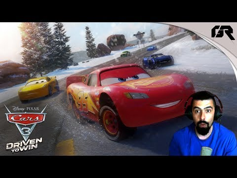 Παίζουμε το Cars 3: Driven to Win // Greek Gameplay
