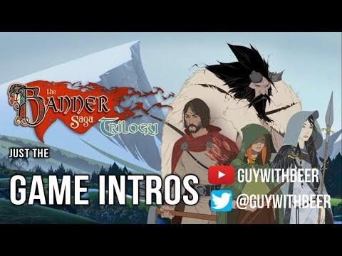 THE BANNER SAGA TRILOGY | Game Intros |