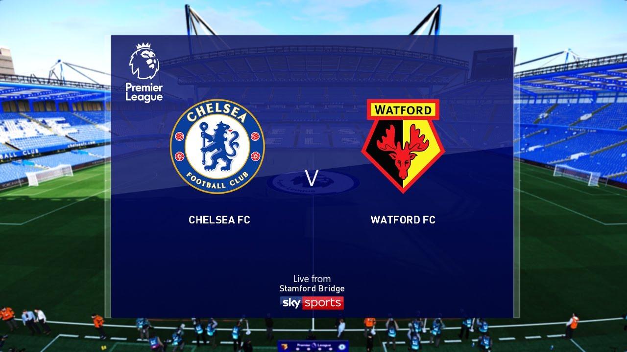 Download Chelsea vs Watford - 4 July 2020 Gameplay