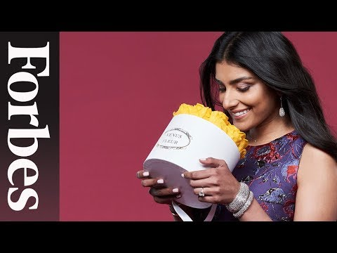 Seema Bansal And The Flowers That Last An Entire Year | Forbes