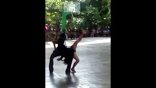 Ballroom Dance Competition at MCS, Moncada Tarlac 2017