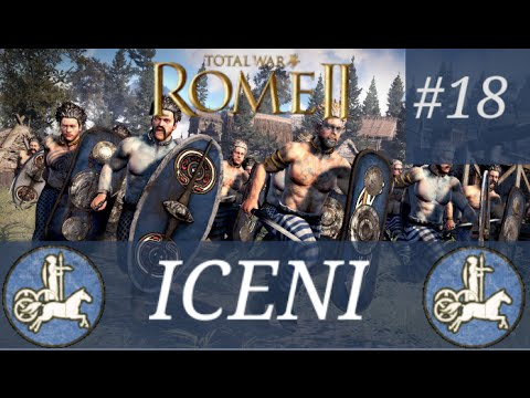 Let's Play Total War Rome 2:Iceni Survival Challenge #18