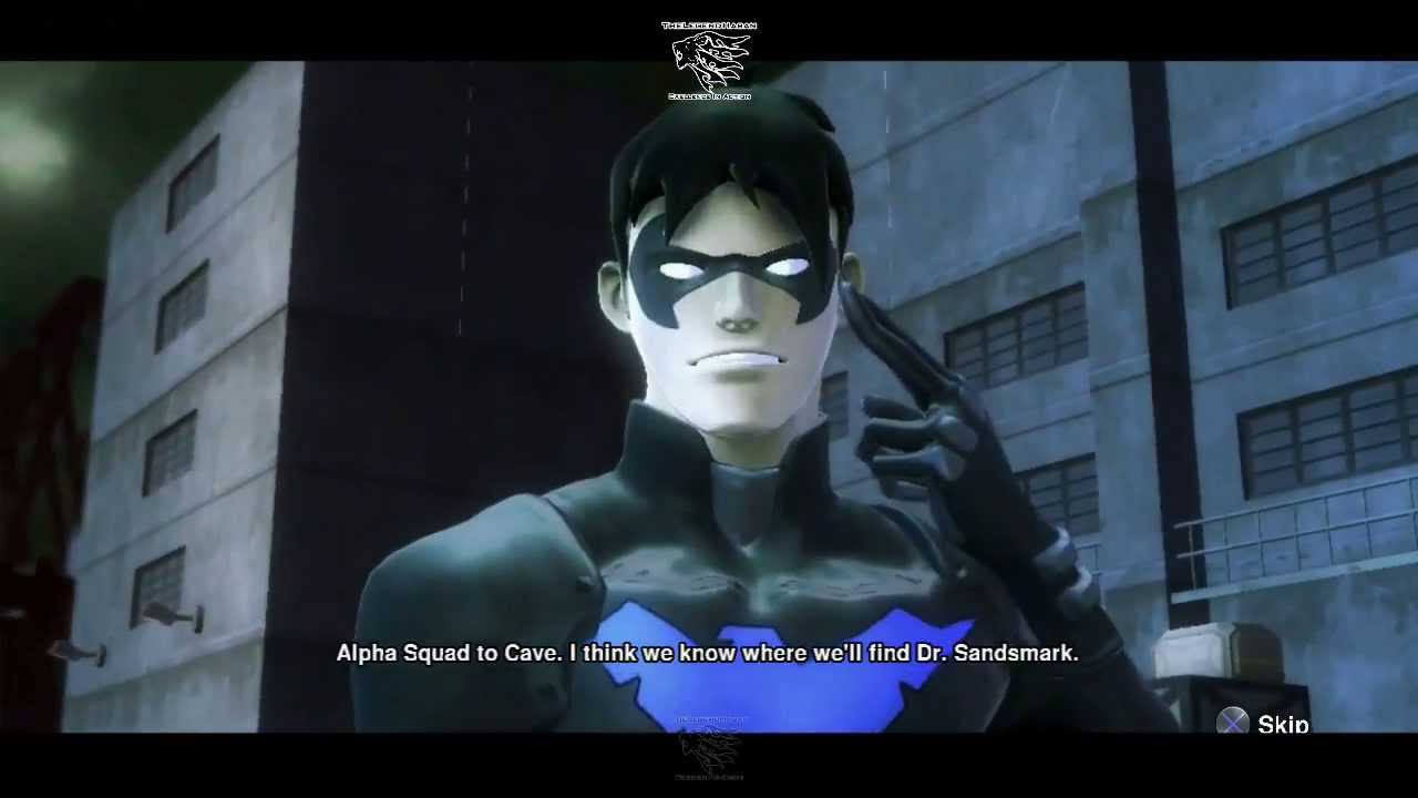 Young Justice Legacy Walkthrough Part 12 Gameplay Film ...
