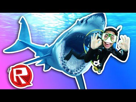SHARK ATTACK!!!! | Roblox