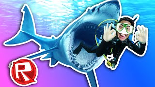 SHARK ATTACK!!!! | Roblox