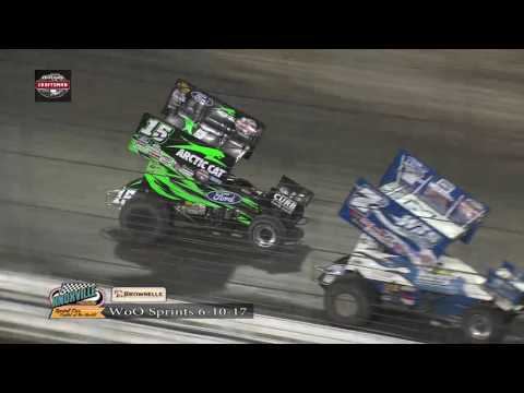 Knoxville Raceway WoO Highlights June 10, 2017