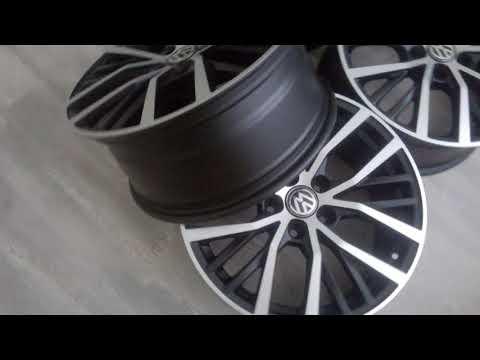 Диски VW Golf Jetta Passat Scirocco Tiguan R17