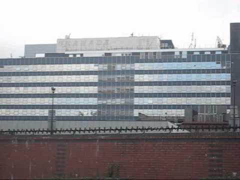 ITV takes down Granada TV sign