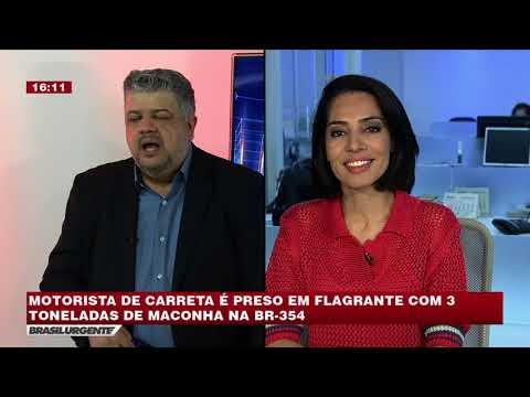 BRASIL URGENTE MINAS 10/08/2018