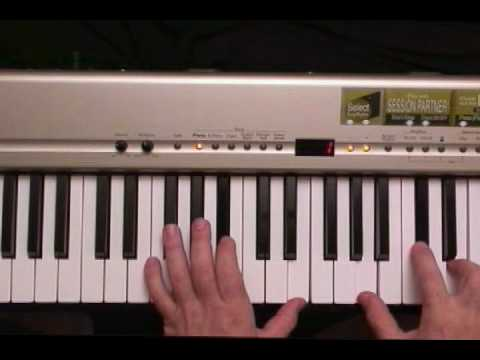 Jazz Piano Lesson-Upper Structure 6 Voicing