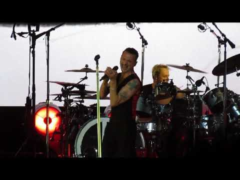 Depeche Mode - 'Heroes' (David Bowie Tribute Cover) - Madison Square Garden - NYC - 9/9/17