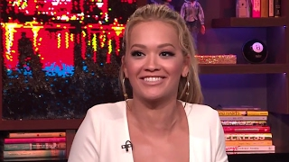 Rita Ora Spills On Ex Calvin Harris & Taylor Swift's Feud & Avoids Answering Question About Zayn?