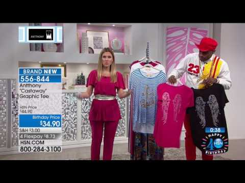 HSN | Antthony Design Original Fashions Celebration 06.25.2017 - 08 AM
