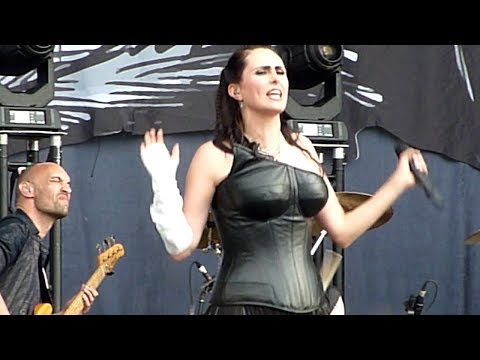Within Temptation - And We Run (Live - Download Festival, Donington, UK, June 2014)