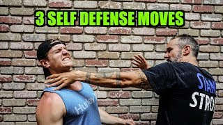 3 Self Defense Moves Everyone Should Know