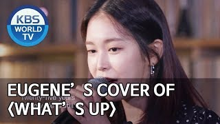"Eugene's cover of ""What's Up"" [Happy Together/2019.08.29]"