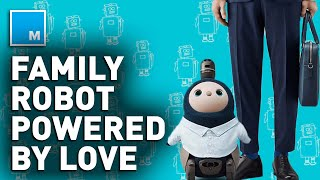 This CUTE Family Robot Responds To YOUR LOVE | Future Blink