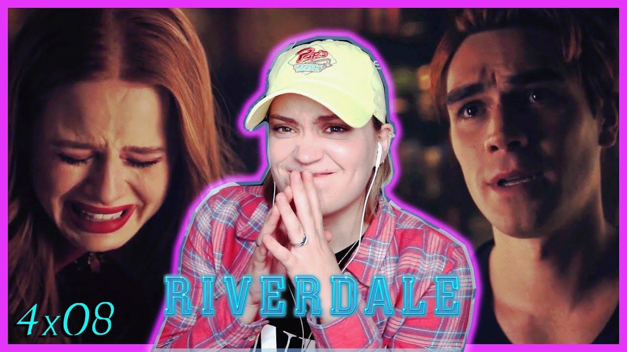 "Download Riverdale Season 4 Episode 8 ""In Treatment"" REACTION!"