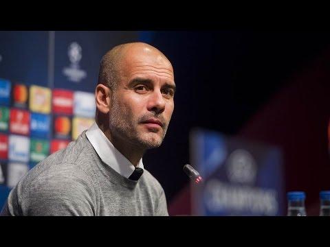 Rueda de prensa de Pep Guardiola previa al Barça-City