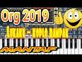 Org 2019 Lukaku - koplo rampak