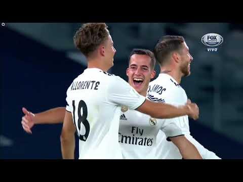 Real Madrid  4 - Al Ain 1 | Goles | Final Mundial De Clubes Emiratos Arabes Unidos 2018