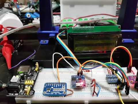 I2C scanner for ATTiny85