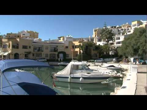 Cabopino Port and marina on the Costa del Sol