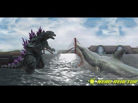 Godzilla Vs Megalodon | www.pixshark.com - Images ...