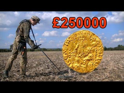 41.Поиск золота БЬЕМ РЕКОРДЫ  5 раз  Аллилуйя  СЕРЬЕЗНАЯ РЫБИНА Henry III penny