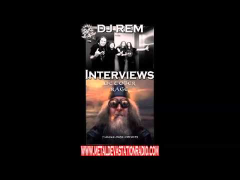 DJ REM Interviews - October Rage