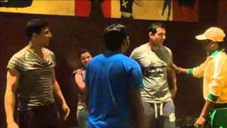 Desi Boyz Making Song..VOB