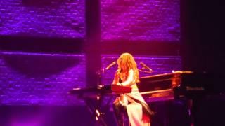 Tori Amos Happy Phantom St. Louis, MO Aug 1, 2014