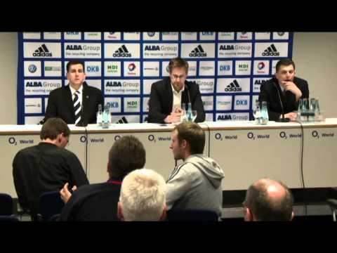 Pressekonferenz: Viertelfinale 3