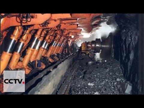 Une Mine De Charbon Du Shandong Met La Clé Sous La Porte