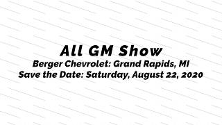 All GM Show Promo | Berger Chevy